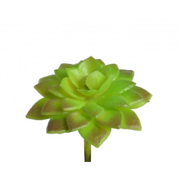 Sukulent x1, 6 cm - sztuczna roślina