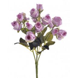 Bukiecik różyczek x5, 28 cm