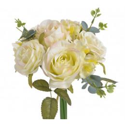 Bukiet mieszany z róż x6, 28 cm