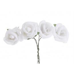 Różyczki 16szt/paczka 2,5 cm