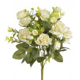 Bukiet różyczek x14, 37 cm - sztuczna roślina