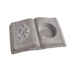 Księga - podstawka 20x13xH4 cm