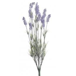 Lawenda x 15, 62cm - sztuczna roślina
