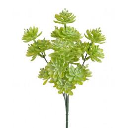 Bukiecik sukulent x25, 30 cm - sztuczna roślina