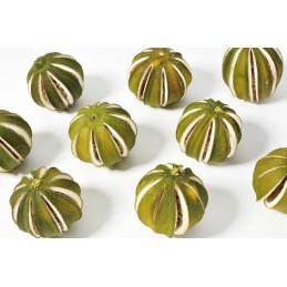 Orange whole GREEN 200g/paczka - pomarańczki zielone nacinane 200g