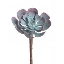 Sukulent x1..12cm  - sztuczna roślina