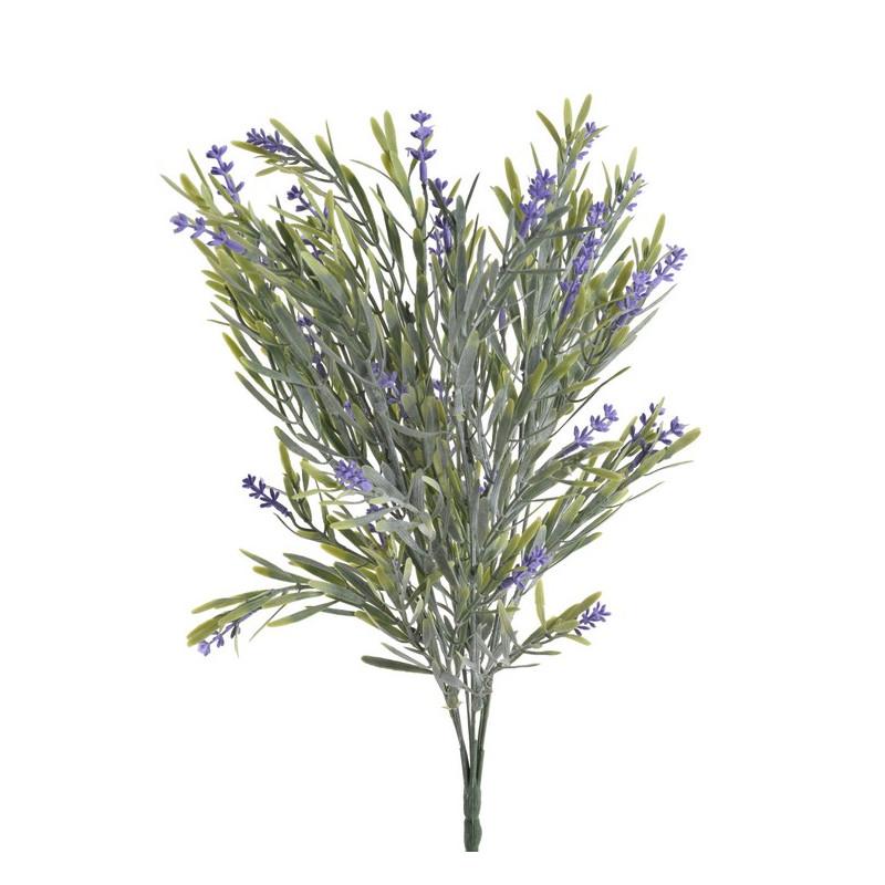 Lawenda x6, 43 cm - sztuczna roślina