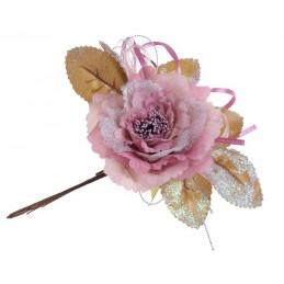 Róża koronkowa mała 10 cm